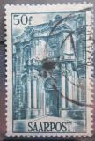 Poštovní známka Sársko 1948 Průčelí budovy Mi# 251