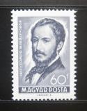 Poštovní známka Maďarsko 1968 Mihály Tompa, básník Mi# 2432