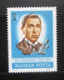 Poštovní známka Maďarsko 1973 Barnabás Pesti Mi# 2918