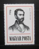 Poštovní známka Maďarsko 1976 Pal Gyulai, spisovatel Mi# 3140