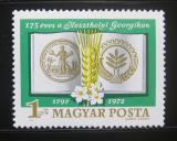 Poštovní známka Maďarsko 1972 Zemědělská akademie Mi# 2794