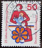 Poštovní známka Německo 1975 Fond matek Mi# 831