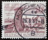 Poštovní známka Německo 1962 Stará Míšeň Mi# 375