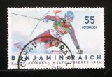 Poštovní známka Rakousko 2006 Benjamin Reich Mi# 2616