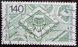 Poštovní známka Německo 1977 Ústředí Rady Evropy Mi# 921