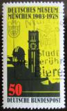 Poštovní známka Německo 1978 Vědecké muzeum Mi# 963