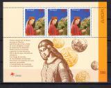 Poštovní známky Portugalsko 1997 Evropa CEPT Mi# Block 124 Kat 10€