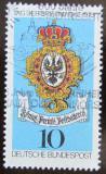 Poštovní známka Německo 1975 Pruská pošta Mi# 866