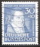 Poštovní známka Německo 1951 J. Pestalozzi Mi# 146 Kat 120€