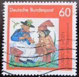 Poštovní známka Německo 1991 Lužické legendy Mi# 1576