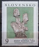 Poštovní známka Slovensko 1993 Umění, Jozef Kostka Mi# 185