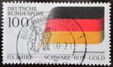 Poštovní známka Německo 1990 Studentské bratrstvo Mi# 1463
