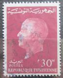Poštovní známka Tunisko 1962 Prezident Bourguiba Mi# 611