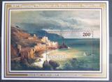 Poštovní známka Rwanda 1980 Umění, Gigante Mi# Block 89