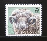 Poštovní známka Faerské ostrovy 1979 Beran Mi# 42 Kat 6€