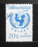 Poštovní známka Paraguay 1972 UNICEF Mi# 2284