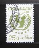 Poštovní známka Paraguay 1972 UNICEF Mi# 2285