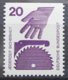 Poštovní známka Německo 1974 Prevence nehod Mi# 696 C