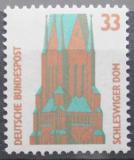 Poštovní známka Německo 1989 Šlesvická katedrála Mi# 1399
