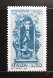 Poštovní známka Itálie 1971 Merkury, Cellini Mi# 1331