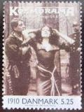 Poštovní známka Dánsko 2000 Film The Abyss Mi# 1236