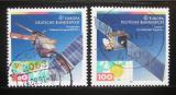 Poštovní známky Německo 1991 Satelity, Evropa CEPT Mi# 1526-27