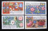 Poštovní známky Německo 1985 Modlitební knížka Mi# 1259-62
