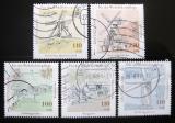Poštovní známky Německo 1997 Mlýny Mi# 1948-52 Kat 14€