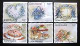 Poštovní známky Finsko 2001 Valentýn Mi# 1546-51