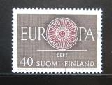 Poštovní známka Finsko 1960 Evropa CEPT Mi# 526