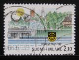 Poštovní známka Finsko 1991 Iisalmi Mi# 1156