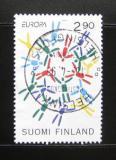 Poštovní známka Finsko 1995 Evropa CEPT Mi# 1295