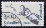 Poštovní známka Grónsko 1994 Ceres Mi# 252