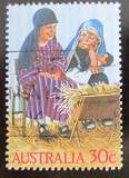 Poštovní známka Austrálie 1986 Vánoce Mi# 1005 A