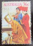 Poštovní známka Austrálie 1986 Vánoce Mi# 1006