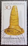 Poštovní známka Německo 1977 Zlatý klobouk Mi# 943