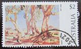 Poštovní známka Austrálie 1974 Umění, Hans Heysen Mi# 547