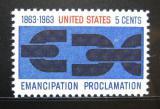 Poštovní známka USA 1963 Emancipace Mi# 846