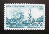 Poštovní známka USA 1964 Světová výstava New York Mi# 857