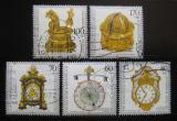 Poštovní známky Německo 1992 Antické hodiny Mi# 1631-35 Kat 10€