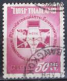 Poštovní známka Thajsko 1961 Týden psaní Mi# 378