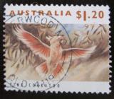 Poštovní známka Austrálie 1993 Růžový kakadu Mi# 1367a