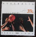 Poštovní známka Austrálie 1988 LOH Soul, Basketbal Mi# 1123