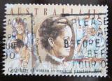 Poštovní známka Austrálie 1990 Ženy v lékařství Mi# 1187