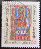 Poštovní známka Německo 1980 Frederik Barbarossa Mi# 1045