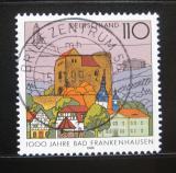 Poštovní známka Německo 1998 Bad Frankenstein Mi# 1978