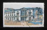 Poštovní známka Německo 2000 Parlament, Sársko Mi# 2153