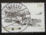 Poštovní známka Faerské ostrovy 1982 Kvivik, Ingalvur Mi# 74