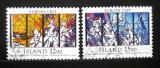 Poštovní známky Island 1987 Evropa CEPT Mi# 665-66