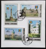 Poštovní známky KLDR 1987 Berlín, 750. výročí Mi# 2884-87 Kat 35€